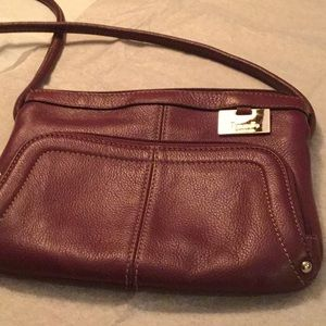 Tignanello Crossbody Leather